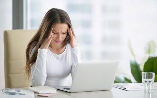 Почему возникает головокружение при ВСД?