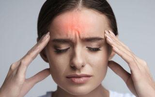 Головные боли при ВСД