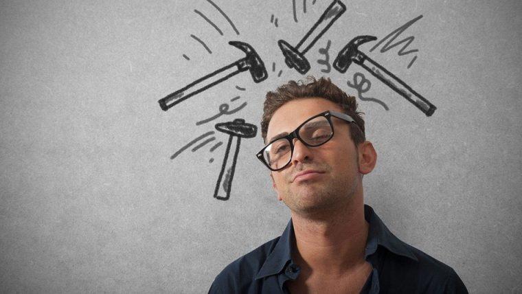 онлайн тест на выявление причины головных болей
