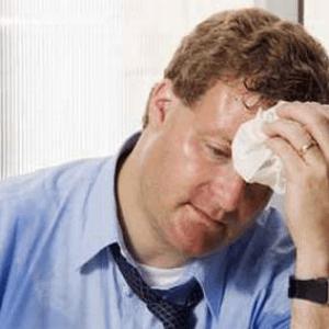 Симптомы приступа ВСД, вегетативного криз
