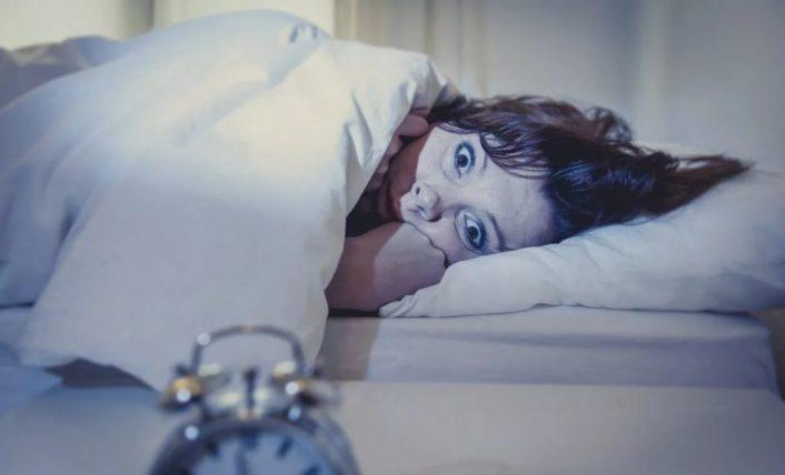 страх и тревожность по ночам